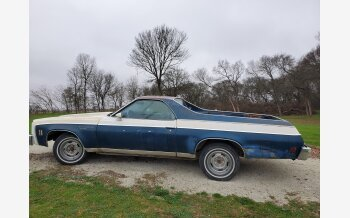 1976 Chevrolet El Camino V8 for sale 101269025